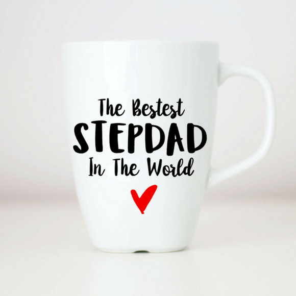 The bestest Stepdad Ever Mug
