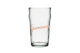 Personalised Groomsman Pint Glass, Wedding Beer glass, Best man gift, Bridal Part Gift, Pint beer glass, Gift for him, custom beer pint