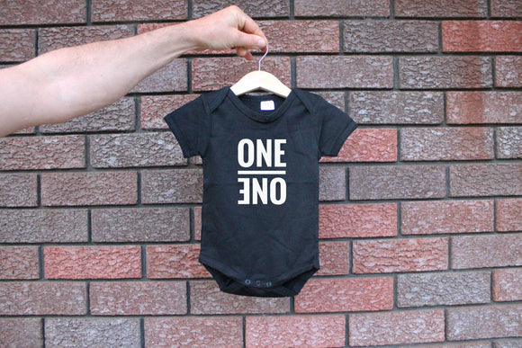 Unisex One Bodysuit, First Birthday, Black One, Gold Silver Copper Foil, Birthday Outfit, Cake Smash, Photoshoot Outfit, Party Outfit