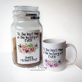 Mother's Day Coffee Mug Gift Set