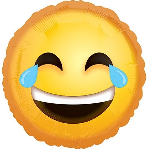 LAUGHING EMOTICON BALLOON