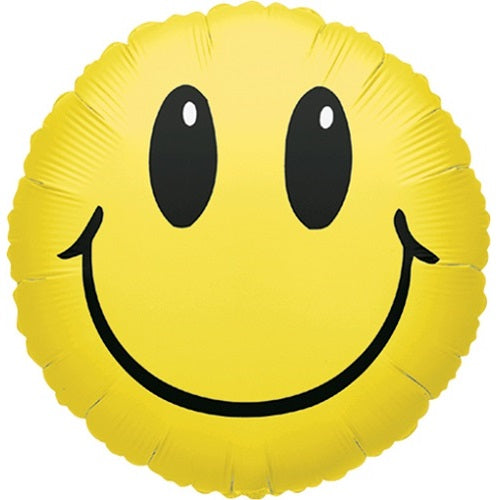 SMILING FACE BALLOON