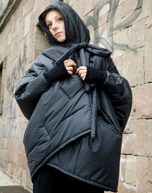 Winter Extra Padded Coat Parka