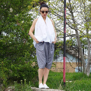 Linen Summer Pants Women