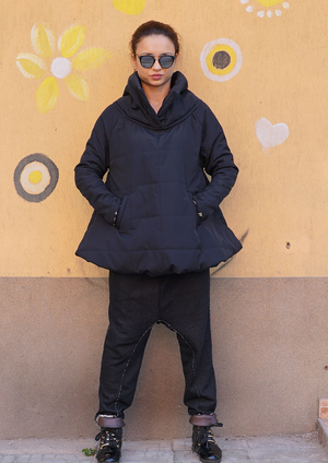 Winter Warm Loose Parka Jacket
