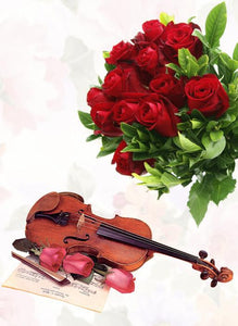 Musical flowers 2