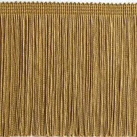 "Wrights Chainette Fringe (Polyester) - 4"" Width"
