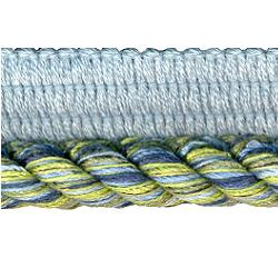 "Wrights 3 Ply Cord with Lip - 1"" Width"
