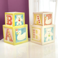 JKM Bear Duck Block Planter