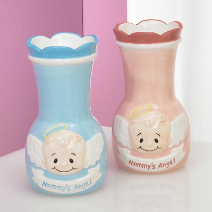 JKM Mommy's Angel Vase