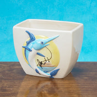 JKM Deep Sea Fishing Planter