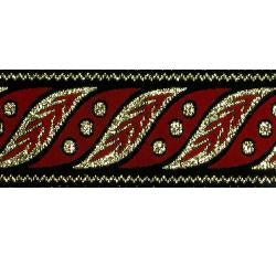 Wrights Woven Band - 1""