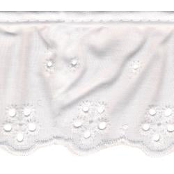 Wrights Scalloped Eyelet - 2""