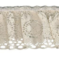 Wrights Ruffled Lace - 2""