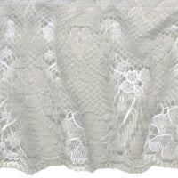 Wrights Ruffle Fancy Lace - 2 1/2""