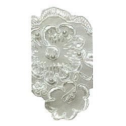 Wrights Bridal Lace - 3""