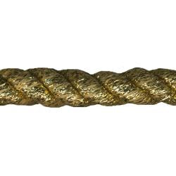Wrights Jumbo Gold Twisted 1/2""
