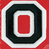 Wrights Letter O Raised Embroidery