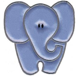 Wrights Elephant (Iron On)