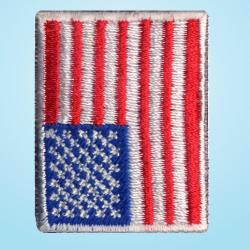 Wrights Small American Flag