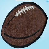 Wrights Leatherette Football