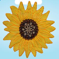 Wrights Large Yellow Sunflower
