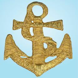 Wrights Anchor Large Metallic