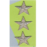 Wrights Metallic Star Silver