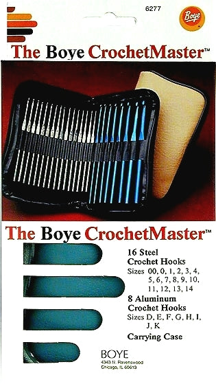 Boye Needles Boye Crochet Master Jkm Ribbon Trims
