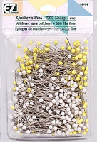Wrights Quilter's Pins Sharp Fine - Size 28