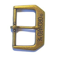 JKM Zinc Die Casted End Bar Buckle - 15/16""
