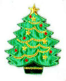 JKM Small Christmas Tree Applique (Stick On)