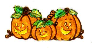 JKM Pumpkin Patch Applique (Iron On)