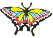 JKM Multi Butterfly Applique (Stick On)