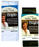 Wrights Packaged Twill Tape 3/4 Inch Width