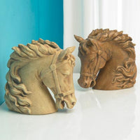 JKM Horse Head Planter