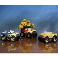 JKM Monster Truck Planter