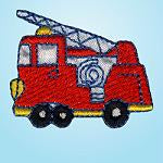 Wrights Toy Fire Truck
