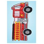 Wrights Large Firetruck