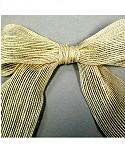 JKM Natural Way Jute Like Mesh Ribbon