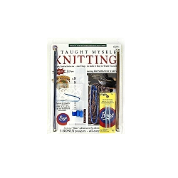 Wrights Boye I Taught Myself Knitting Beginners Kit