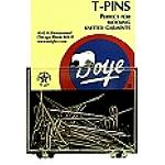 Wrights Boye T-Pins