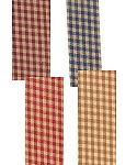 JKM Unwired Tea Dye Gingham Ribbon 2
