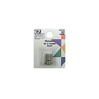 Wrights Recessed Thimble - Size Small