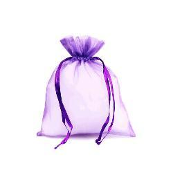 "JKM Organza Bags with Drawstring - 10"" x 12"""