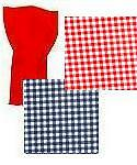 JKM Bulk Double Fold Gingham Bias Tape 50 145 Yards