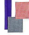 JKM Bulk Piping Gingham 50 145 Yards