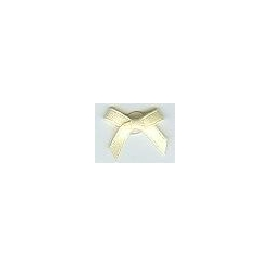 JKM Extra Small Bow Tied with Ribbon - 3/4x1