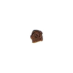 JKM Large Rose Ribbon with No Leaves - 3/4 Width