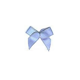 JKM Medium Bow Tied with Thread - 1 1/4 Width